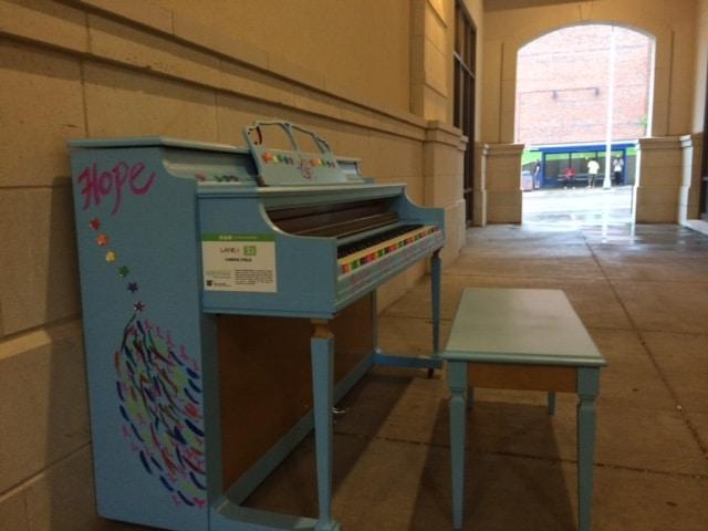 Pianos on Parade 39Rainbow